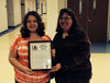 Natalie McDonough Awarded for her Volunteer Service for Relay For Life image