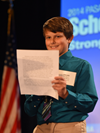 MCGUFFEY MIDDLE STUDENT WINS STATEWIDE ESSAY CONTEST image
