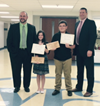 Congratulations to the November McGuffey Middle School Students of the Month! image