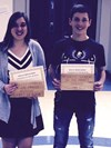 Congratulations to the January McGuffey Middle School Students of the Month! image