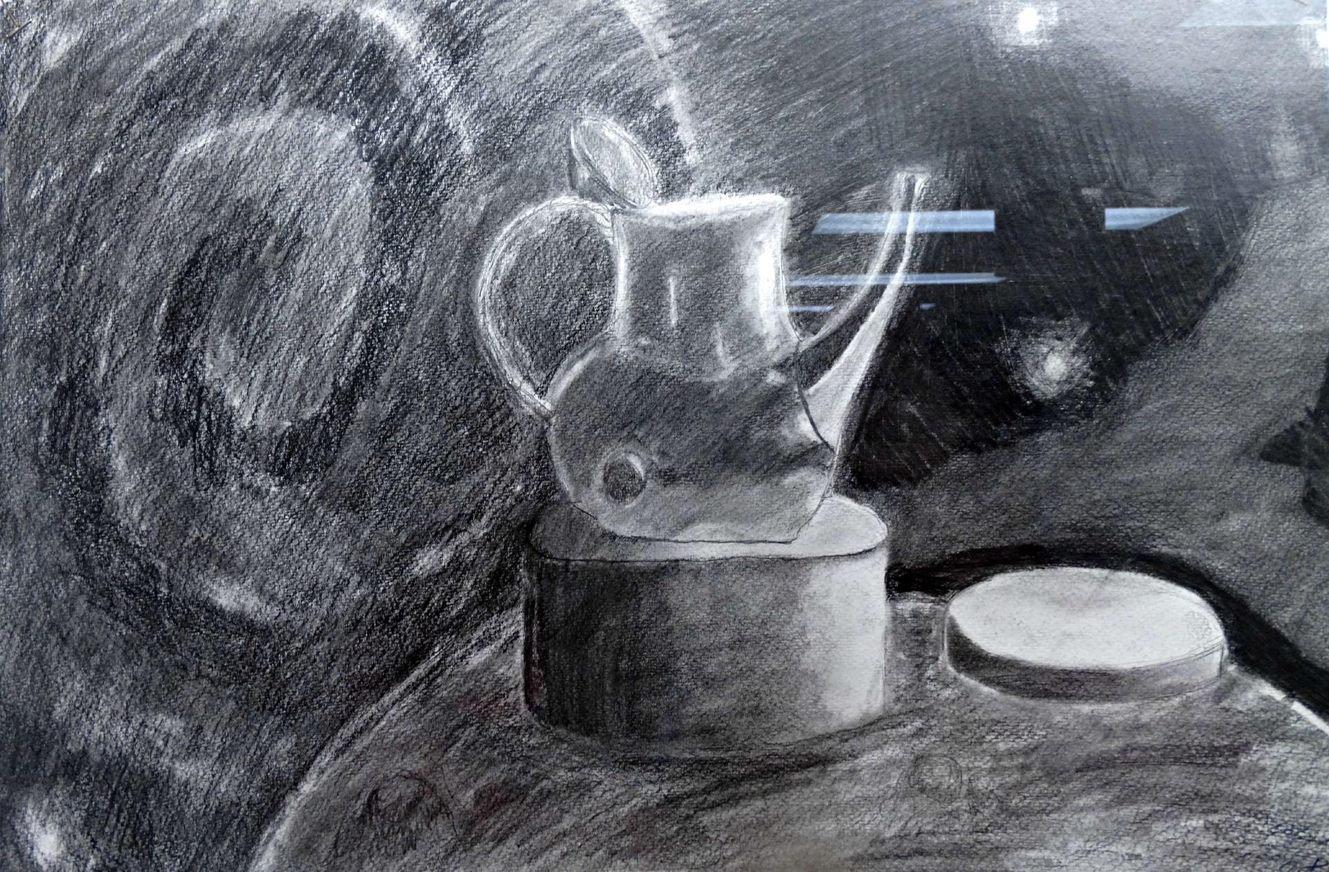 Artist: Stevie Frey, Grade 10 at McGuffey HS