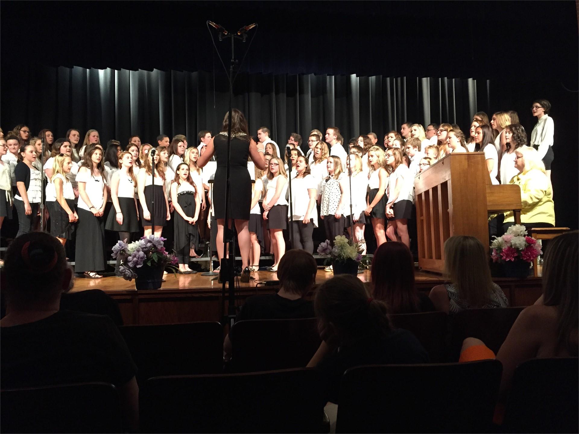 MS Choir